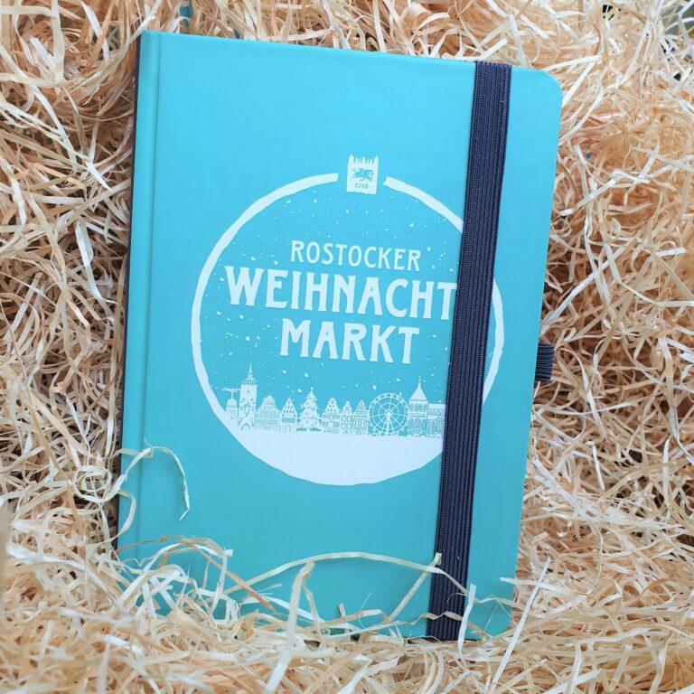 Notizbuch Rostocker Weihnachtsmarkt